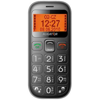 Aligator A340 - mobilní telefon pro seniory