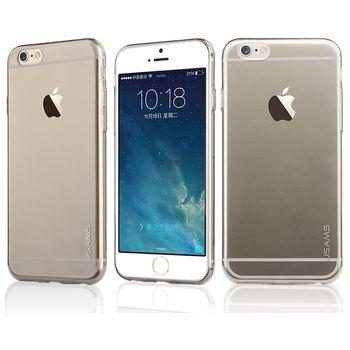 USAMS TPU silikonový kryt Primary pro iPhone 6 4.7, čirý