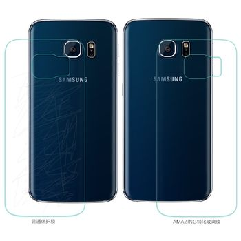 Nillkin Tvrzené Sklo H Zadní Kryt pro Samsung G925 Galaxy S6 Edge