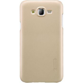 Nillkin zadní kryt Super Frosted pro Samsung J500 Galaxy J5, zlatý