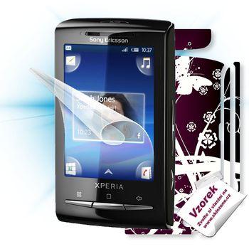 Fólie ScreenShield SonyEricsson Xperia mini ochrana displeje-displej+voucher na skin