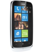 Nokia Lumia 610 White + záložní zdroj Nokia DC-16 ZDARMA
