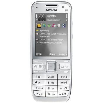 NOKIA E52 White