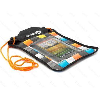 Quiksilver voděodolné pouzdro pro mobilní telefony, 18,5 x 13,7 cm, motiv Redemption
