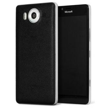 Mozo zadní kryt pro Microsoft Lumia 950, černý
