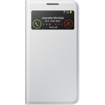 Samsung flipové pouzdro S View EF-MI950BW pro S4, bílé (nové)