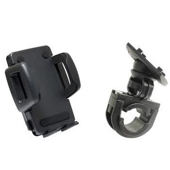 Sestava SH držáku mini Phone Gripper 6 (1245-46) s krátkým držákem na řídítka na kolo s kloubem
