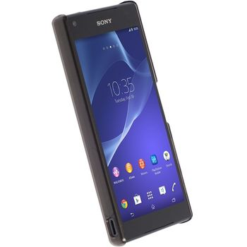 Krusell zadní kryt Boden pro Sony Xperia Z5 Compact, černé