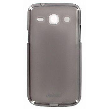Jekod TPU silikonový kryt Galaxy Core Plus, černá