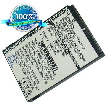 Baterie HTC S740 Rose (1000 mAh), ekv.  BA-S280