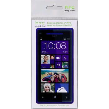 HTC ochranná fólie SP P870 pro HTC WP 8X (2ks)