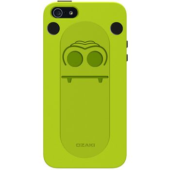 Ozaki kryt pro iPhone 5/5S se stojánkem O!coat FaaGaa_Crocodile
