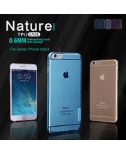 """Nillkin pouzdro Nature TPU pro iPhone 6 Plus 5.5"""", šedé"""