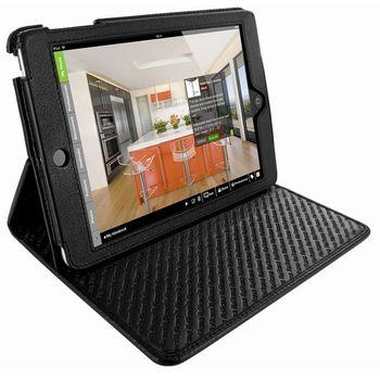 Piel Frama pouzdro pro iPad Mini Cinema Model, Black
