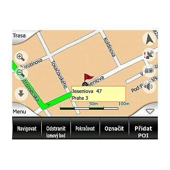 iGO východní Evropa 2006 navigace na SD kartě