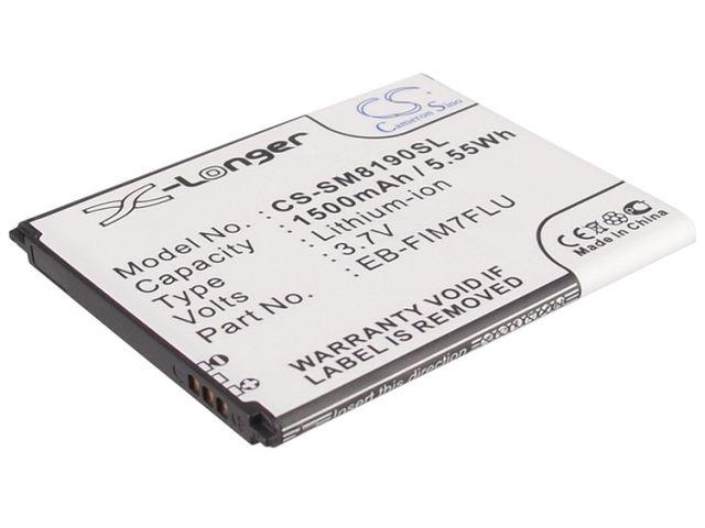obsah balení Baterie pro Samsung Galaxy S III Mini - GT-I8190, 1500mAh li-ion + univerzální nabíječka baterií