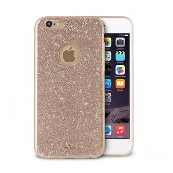 """Puro zadní kryt pro Apple iPhone 6/6s """"SHINE COVER"""", zlatá"""