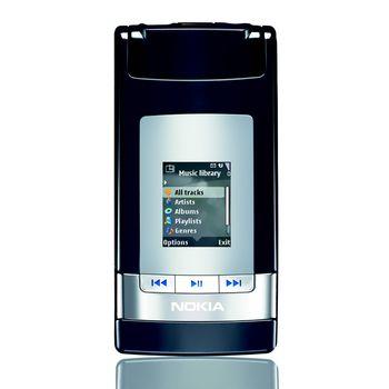 Nokia N76 černá