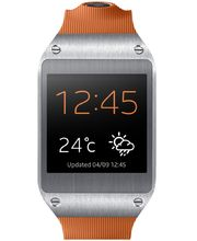 Samsung GALAXY Gear - chytré hodinky oranžové