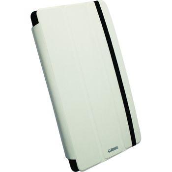 Krusell univerzální pouzdro TabletCase Malmö Large, bílá