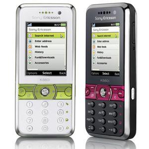 Sony K660