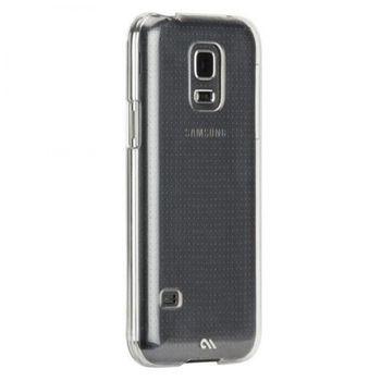 Case Mate ochranné pouzdro Barely There pro Samsung Galaxy S5 Mini, transparentní