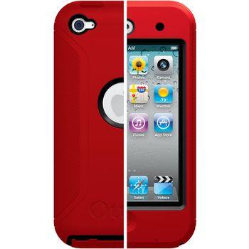 Otterbox - iPod Touch 4 Defender červená barva