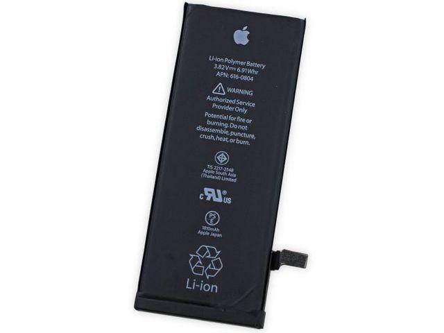 obsah balení Apple originální baterie pro iPhone 6, 1810mAh + sada nářadí (vše pro výměnu)