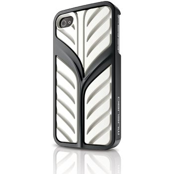 Musubo pouzdro Eden pro Apple iPhone 4/4S - bílé