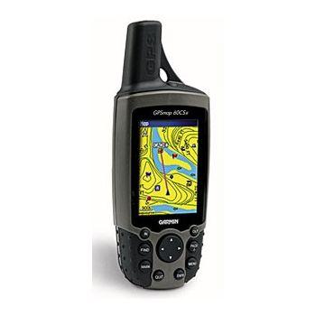 Garmin GPSMAP 60 CSx- microSD/USB/RS232 + Topo Czech 3 PRO CD