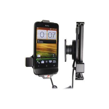 Brodit držák do auta na HTC One V bez pouzdra, s nabíjením z cig. zapalovače