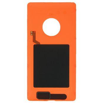 Náhradní díl kryt bateri evč. NFC pro Nokia Lumia 830, oranžový