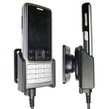 Brodit držák do auta pro Nokia 6300 s nabíjením