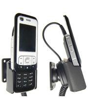 Brodit držák do auta pro Nokia 6110 Navigátor s nabíjením z cig. zapalovače