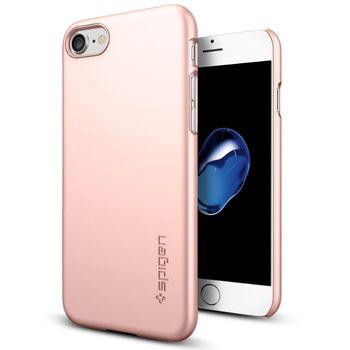 Spigen ochranný kryt Thin Fit pro iPhone 7, růžová