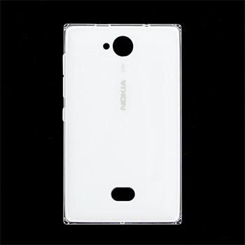 Náhradní díl kryt baterie pro Nokia Asha 503, bílý