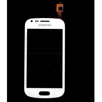 Náhradní díl dotyková deska pro Samsung S7580 Galaxy Trend Plus, bílá