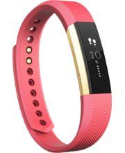 Fitbit Alta Gold velikost L, zlatá/růžová