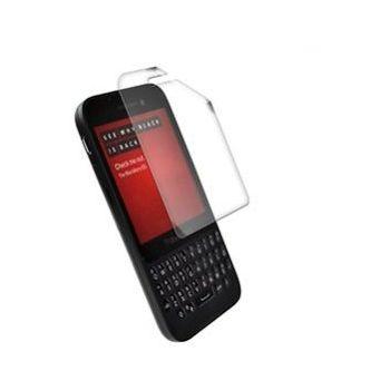 invisibleSHIELD HD pro BlackBerry Q5 - display