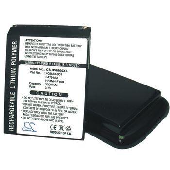 Baterie náhradní pro HP iPAQ 6800, 6815, 6818, 6828, Li-pol 3,7V 1600mAh