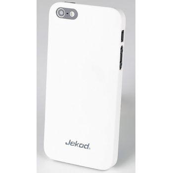 JEKOD Super Cool Pouzdro pro iPhone 5 - bílá