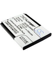 Baterie (ekv. BST-36) pro Sony Ericsson K320, K500, K510i, W200, Z310, Li-ion 3,7V 750mAh