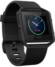 Fitbit Blaze velikost L, černá/gunmetal
