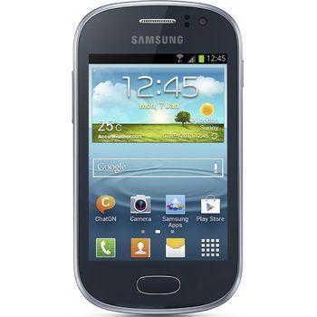 Samsung S6810 Galaxy Fame, modrý