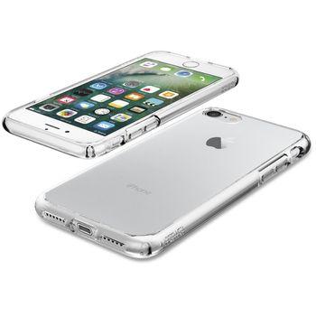 Spigen ochranný kryt Ultra Hybrid pro iPhone 7, průhledná