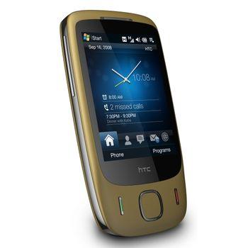 HTC Touch 3G Eng zlatý - předváděcí zařízení, záruka 2 roky