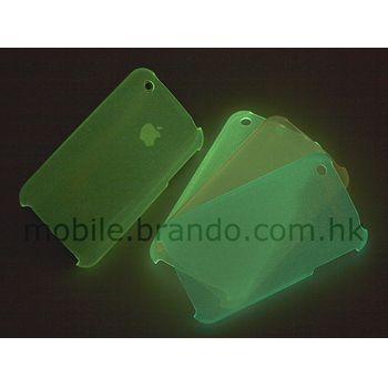 Ochranný kryt zadní fosforový Brando - Apple iPhone 3G (bílá)