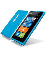 Nokia Lumia 900 Cyan + záložní zdroj Nokia DC-16 ZDARMA