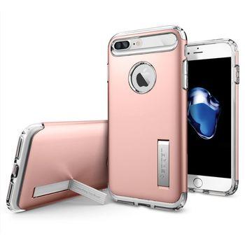 Spigen ochranný kryt Slim Armor pro iPhone 7 plus, růžová