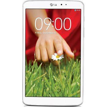 LG G Pad 8.3 16GB, bílý, rozbaleno, záruka 24 měsíců